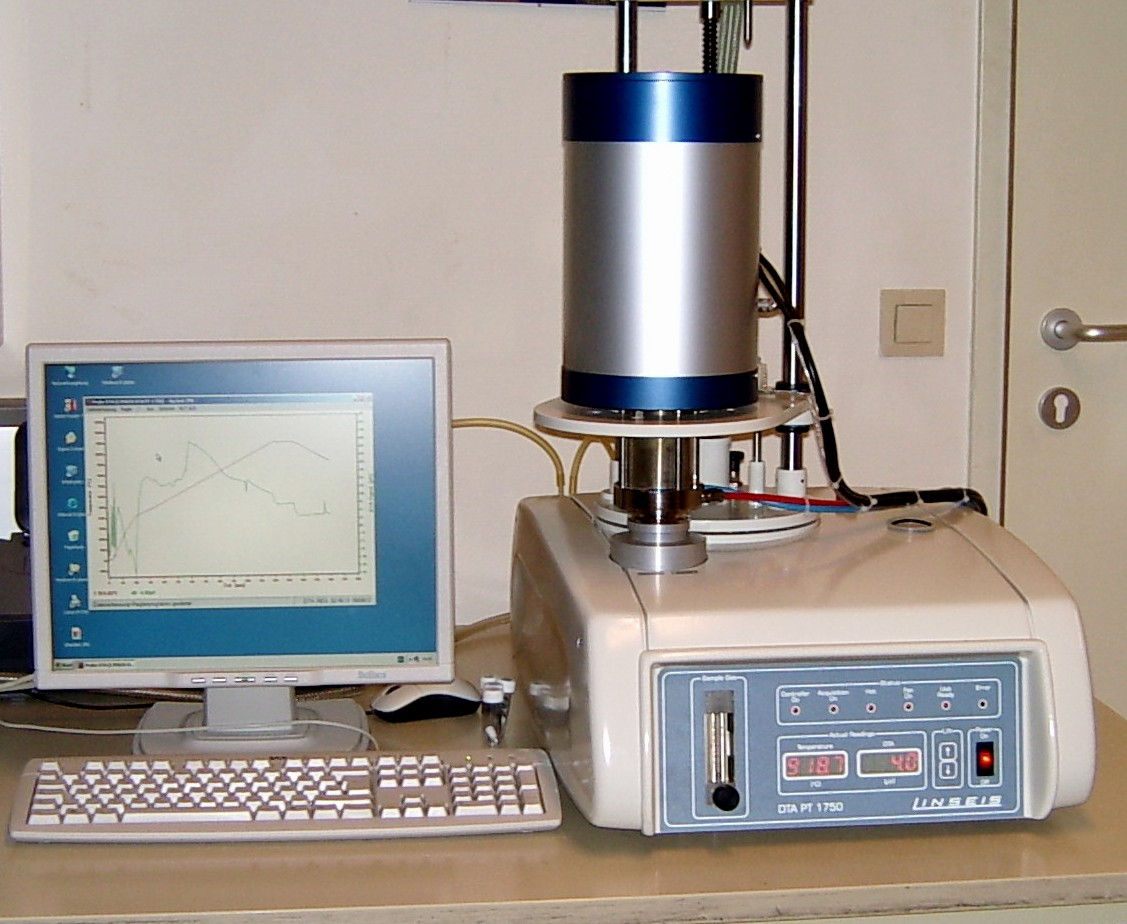 Differential Thermal Analysis Instrument